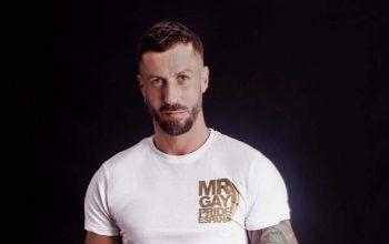 Mr. Gay Pride Maspalomas – Juan Miguel Sosa