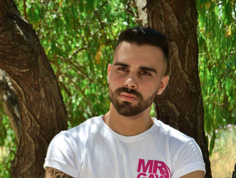 Mr. Gay Pride Tarragona – Óscar Giménez