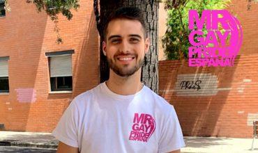 Mr. Gay Pride Valencia – Javier Almarche