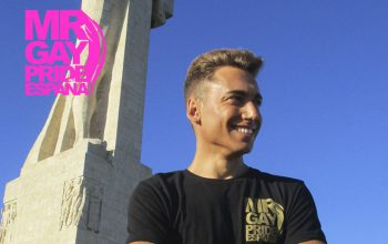 Mr. Gay Pride Huelva – Victor Manuel Andrade