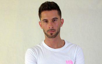 Mr. Gay Pride Burgos – Borja García