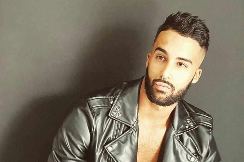 Mr. Gay Pride Las Palmas – Esau Miranda