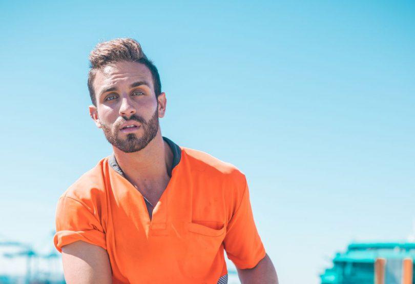 Mr. Gay Pride Cádiz – Andrés Bautista