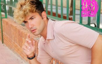 Mr. Gay Pride Madrid – Jon Navas