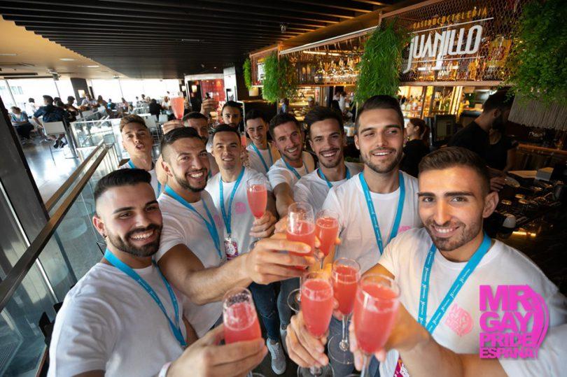Mr. Gay Pride España 2019 – Día 1