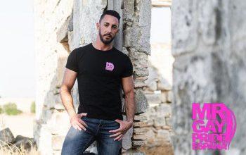 Mr. Gay Pride Sevilla – Jesús Rodríguez